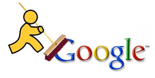 Como eliminar una pagina de Google